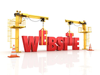 image of website construction
